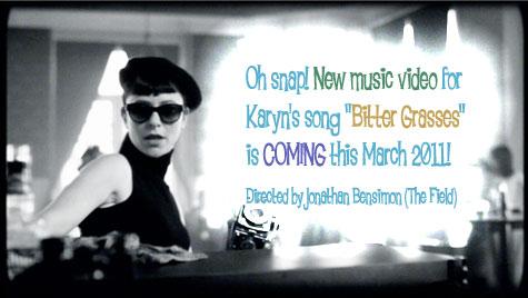 Karyn Ellis' new music video